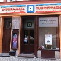 Photo taken at Torun Tourist Information by Jaroslaw M. on 6/1/2012