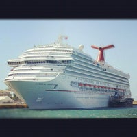Photo taken at Carnival Freedom by Issa A. on 6/2/2012
