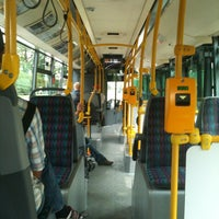 Photo taken at Sdružení (bus) by nelen on 7/29/2012