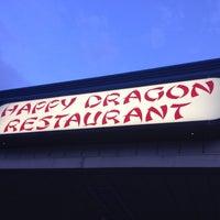 Photo taken at Happy Dragon by Miriam L. on 4/4/2012