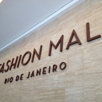 Photo taken at Fashion Mall by Ana Maria C. on 9/3/2012