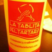 Photo taken at Tablita del Tartaro by Xavi M. on 7/6/2012