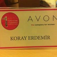 Photo taken at Avon Turkiye by KORAY ERDEMİR on 9/10/2012