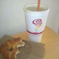 Photo taken at Jamba Juice Las Colinas Village by Jim D. on 6/8/2012