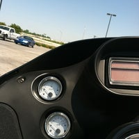 Photo taken at Lucky Harley-Davidson by Neil L. on 5/18/2012
