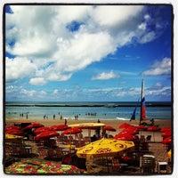 Foto tirada no(a) Praia do Francês por Natália P. em 5/21/2012