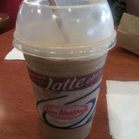 Photo taken at Tim Hortons by Mark S. on 8/19/2012