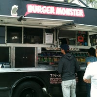 Photo taken at Burger Monster by Maly H. on 3/30/2012