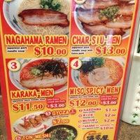 Photo taken at Hakataya Noodle Shop by Faye F. on 5/3/2012