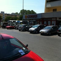 Photo taken at Conad by Ed S. on 8/13/2012