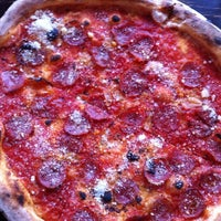 Photo taken at Queen Margherita Pizza by Blair F. on 6/22/2012