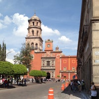 Foto tomada en Templo de la Congregación por Alberto 4. el 4/5/2012