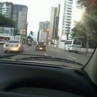Photo taken at Avenida Bernardo Vieira de Melo by Janayna L. on 5/19/2012