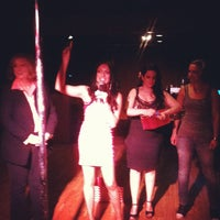 Photo taken at Skinny's Lounge by noho arts district on 4/20/2012