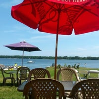 Photo taken at Waterfront Mary's Bar & Grill by Rebecca S. on 7/3/2012