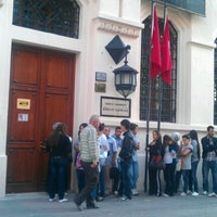 Photo taken at T.C. Ziraat Bankası by Ali V. on 9/4/2012