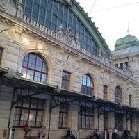 Photo taken at Basel SBB Railway Station by atokamoto on 9/8/2012