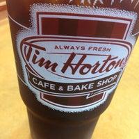 Photo taken at Tim Hortons by Matan Ar'ye S. on 4/19/2012