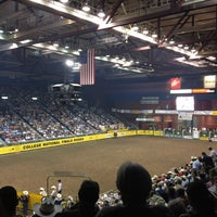 Photo taken at Casper Events Center by Kym L. on 6/17/2012