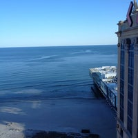 Photo taken at Caesars Atlantic City Hotel and Casino by Juan D. on 3/27/2012