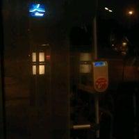 Photo taken at Bushalte N34 Westlaren by Marijke W. on 2/15/2012