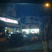 Photo taken at Abang Lan Burger by Mohd A. on 6/13/2012