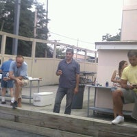 Photo taken at Minturnese Social Club by The Historical I. on 7/18/2012