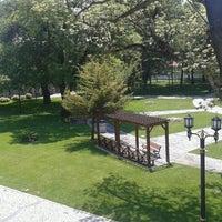 Photo taken at T.C. İstanbul Sabahattin Zaim Üniversitesi by Esat P. on 6/11/2012