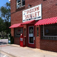Photo taken at The Syzzlyn Skillet by Alicia on 6/23/2012