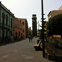 Photo taken at Plaza de la Concepción by Miguel Angel R. on 7/14/2012