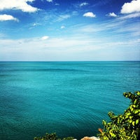 Photo taken at Lad Koh Viewpoint Samui Island by Steph B. on 7/31/2012