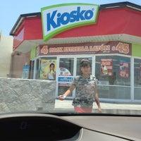 Photo taken at Kiosko by Gagaby V. on 7/18/2012