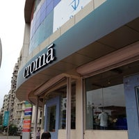 Photo taken at Croma by Rohan S. on 8/12/2012