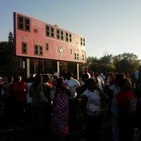 Photo taken at Redford High School by Aisha W. on 7/25/2012