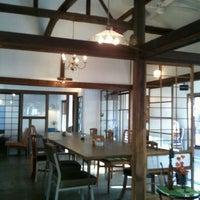 Photo taken at Cafe Mario(カフェマリオ)~休みの国~ by Tomoko G. on 5/16/2012