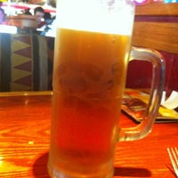 Photo taken at Red Robin Gourmet Burgers by Jaeson W. on 5/15/2012