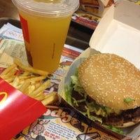 Photo taken at McDonald's by Rafaela M. on 8/4/2012