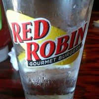 Photo taken at Red Robin Gourmet Burgers by Brad B. on 7/28/2012