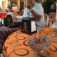 Photo taken at La Rotonda by Daniela M. on 6/15/2012