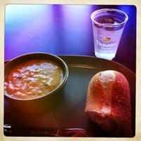Photo taken at Panera Bread by Dan M. on 3/21/2012