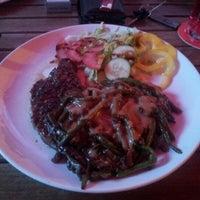 Photo taken at Restaurace Renda by Tom C. on 7/19/2012