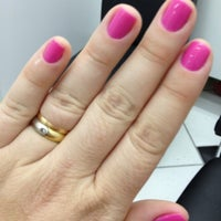Photo taken at Clean Manicure by Elisangela A. on 4/13/2012