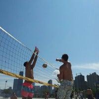 7/28/2012 tarihinde kris k.ziyaretçi tarafından North Avenue Beach'de çekilen fotoğraf