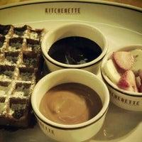 Photo taken at Kitchenette by ☆Lεvεηт☆ on 8/6/2012