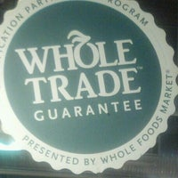 Photo taken at Whole Foods Market by Fred G. on 7/28/2012