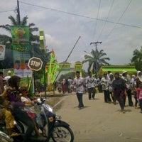Photo taken at MTQ KE - XXXIII SERDANG BEDAGAI by Sahat N. on 4/28/2012