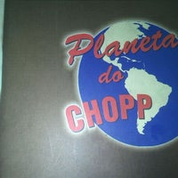 Photo taken at Planeta do Chopp by Cris R. on 5/21/2012