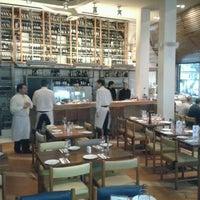 Photo taken at La Pizza Nostra by Osvaldo A. on 4/16/2012