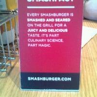 Photo taken at Smashburger by Daniel D. on 2/28/2012