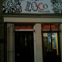4/22/2012 tarihinde Marco D.ziyaretçi tarafından Bar Loco'de çekilen fotoğraf